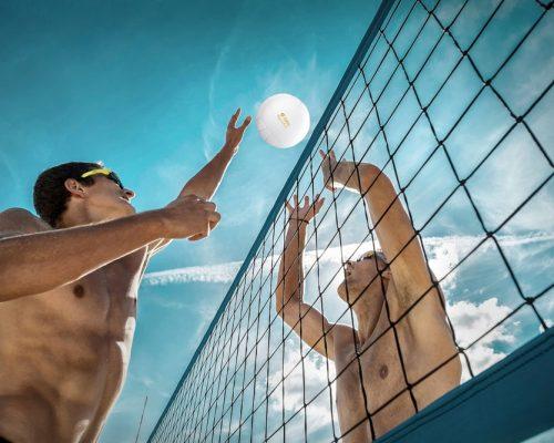 Volleyball Match copy